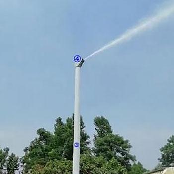 立杆式喷雾降尘系统