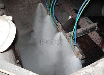 烧结环冷机卸料槽结构图