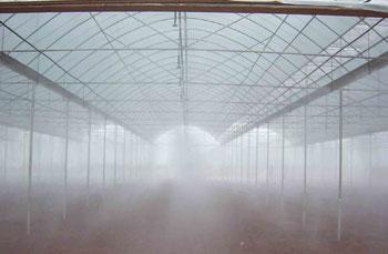 大棚喷雾系统