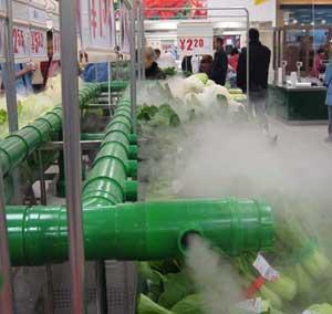 蔬果喷雾保鲜系统